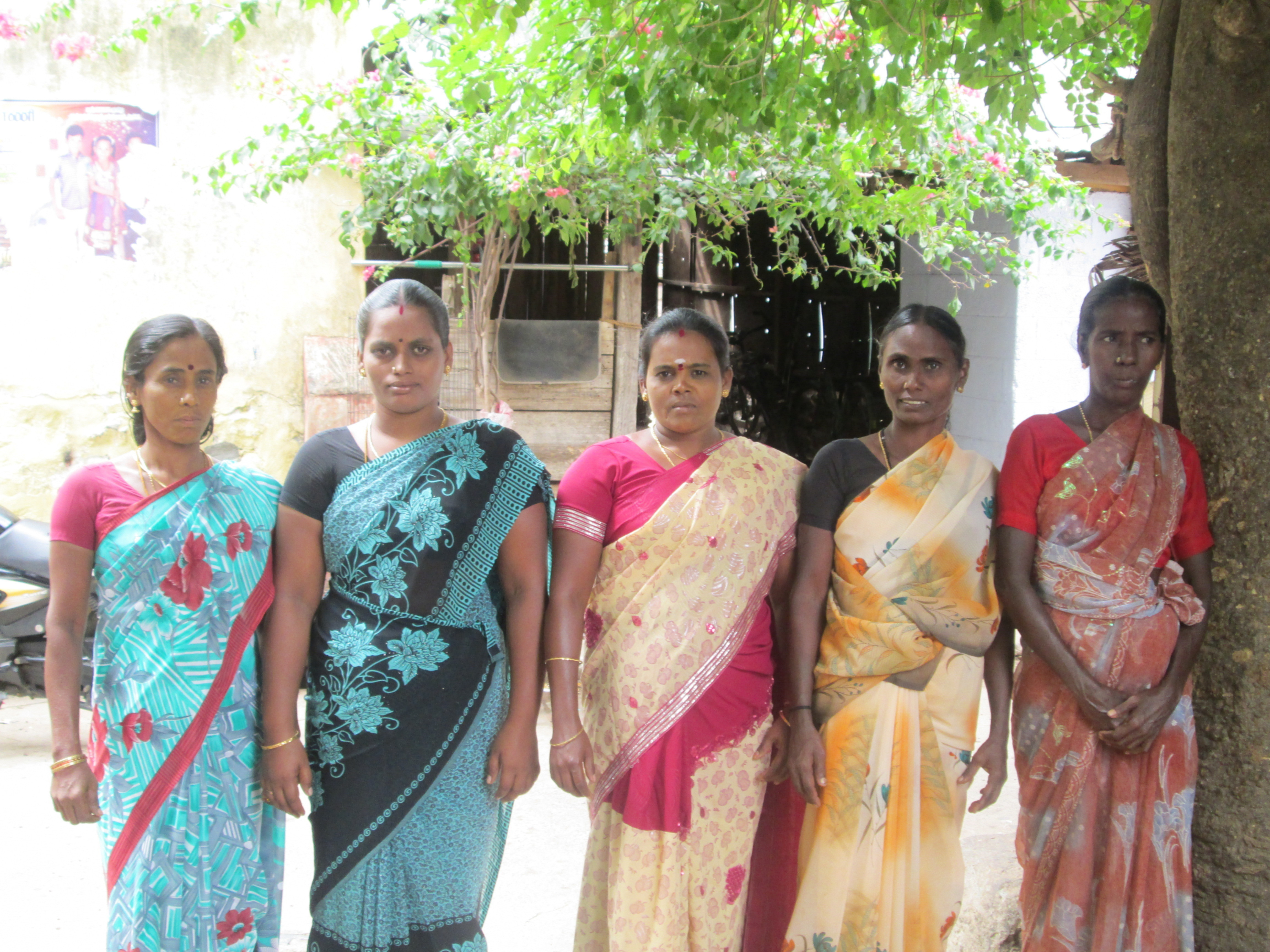 Tamilselvi and Group