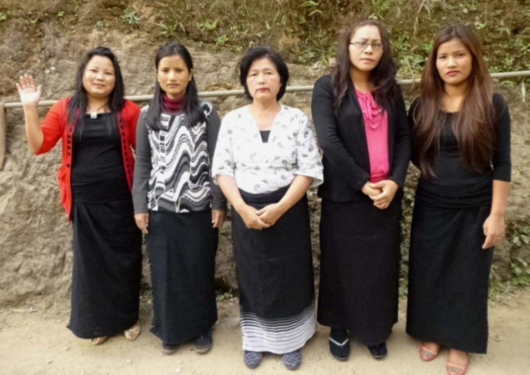 Lalbiaksangi and Group