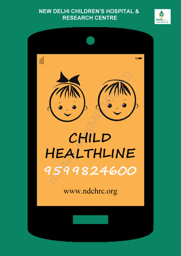 Project 3 - Children's Healthcare Clinic and Child Healthline