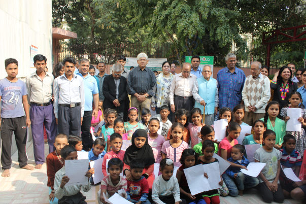 Project 1 - Free Eye & Health Camp on Children's Day - 14.11. 2016