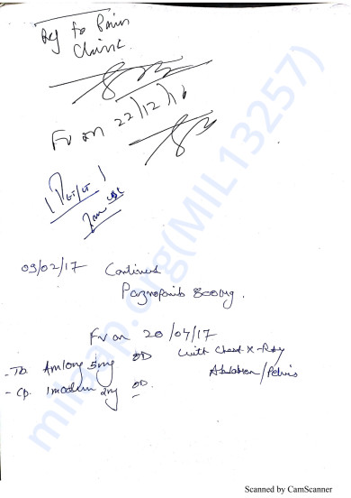 AIIMS Doctor's Prescription