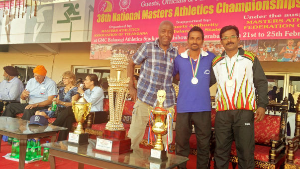 National Masters Meet Telangana