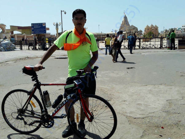 Porbandar to Somnath ride