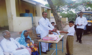 Essay Competition winner (Organised by Lokjagruti)