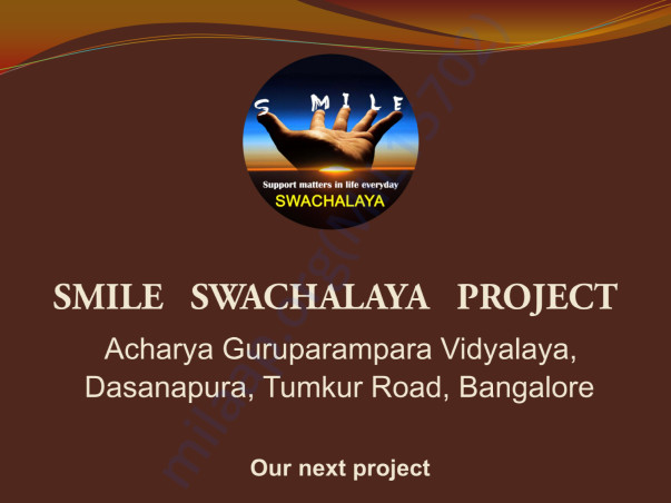 Upcoming Project at Acharya school, Dasanapura