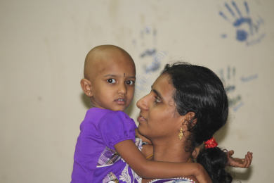 Geethakumari and her mother