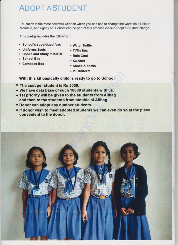 DONATE A SCHOOL KIT