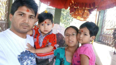 A  SMALL HELPLESS FAMILY WANT TO SAVE THEIR SON...PLZ HELP