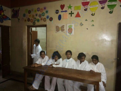 Inmates at Anandatheeram - 3