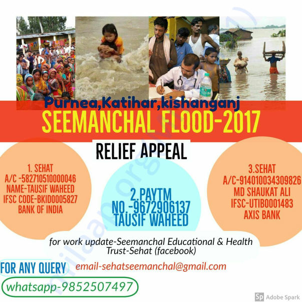 You can directly send us your donation