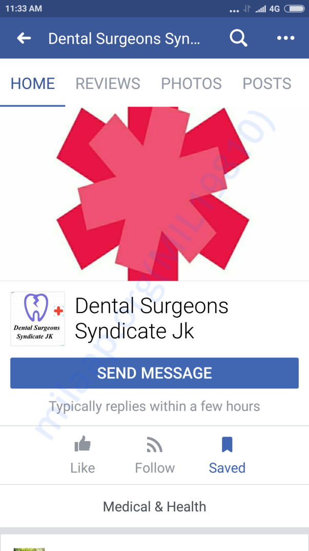 Dental Surgeons Association