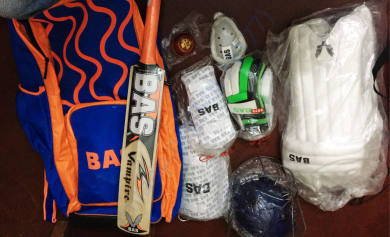 Cricket kit for the cricket lovers!
