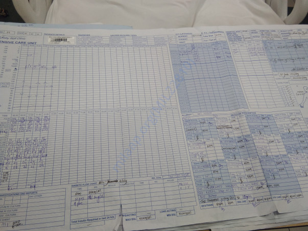 Asha Bhalerao Medical Reports Ruby hall hospital