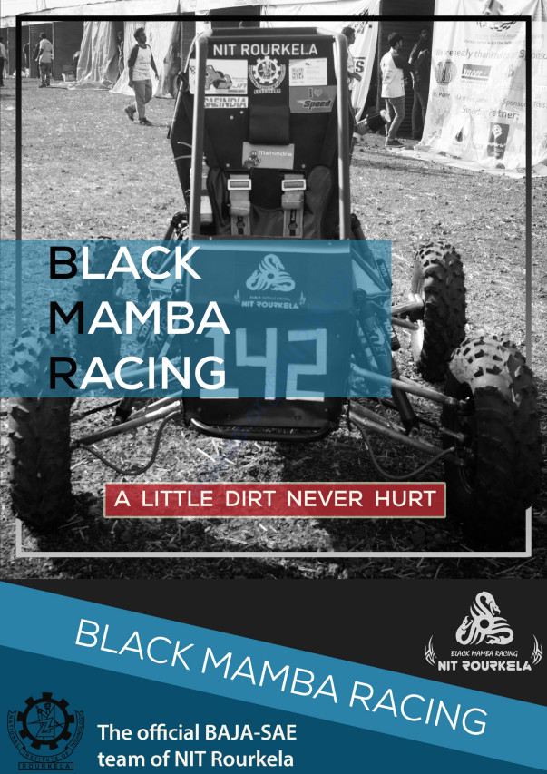 Sponsorship Brochure- Team Black Mamba Racing
