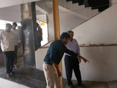 Inspection of Hospital by Prem Reddy Foundation Trust Members