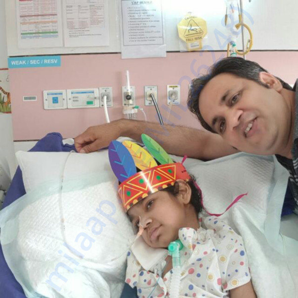 SAVE 7 YEARS OLD ANAND TO FIGHT BRAIN TUMOR