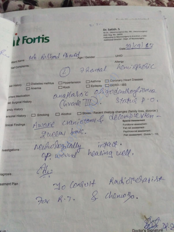 Fortis Recommendation Report
