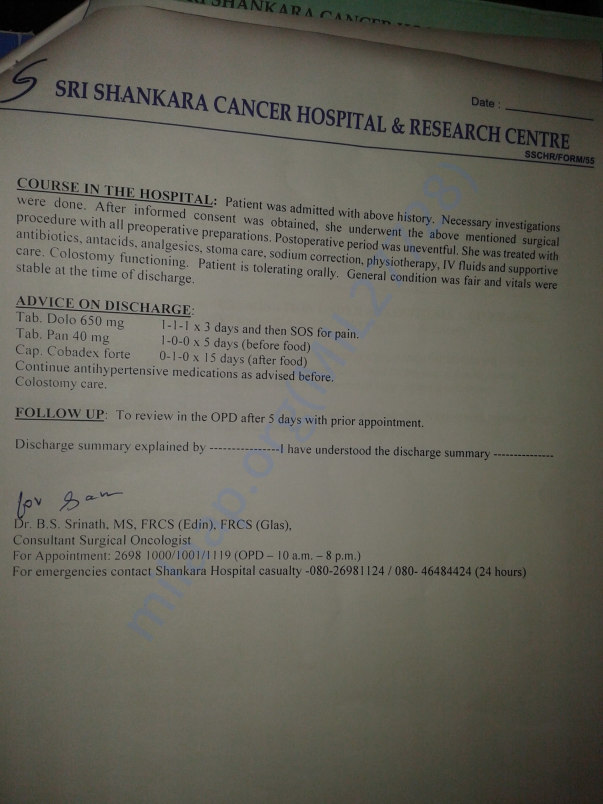 Surgery report page2
