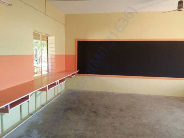Completed class room
