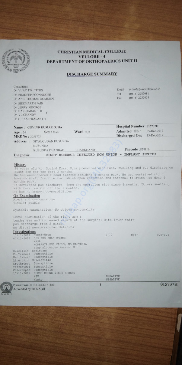 Medical report latter-1
