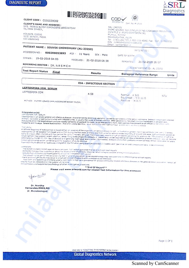 Medical documents for suuvik