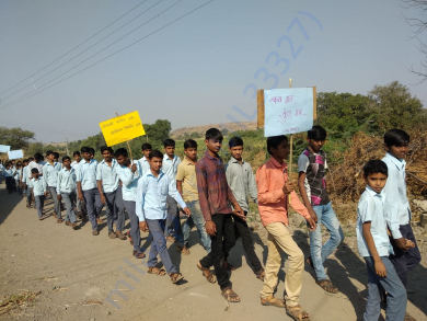Save Water Rally
