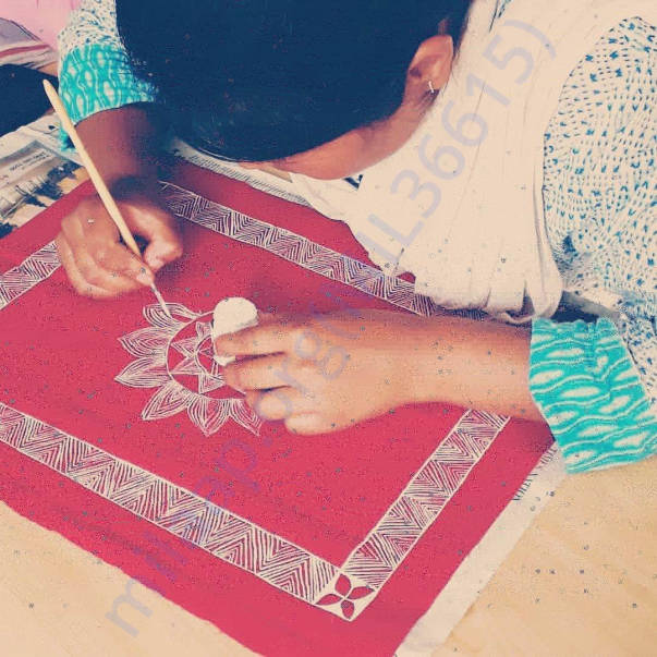 Skill development training to pick up local art form, Aipan