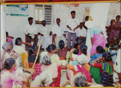 Rural upliftment of masses is our passion and DNA
