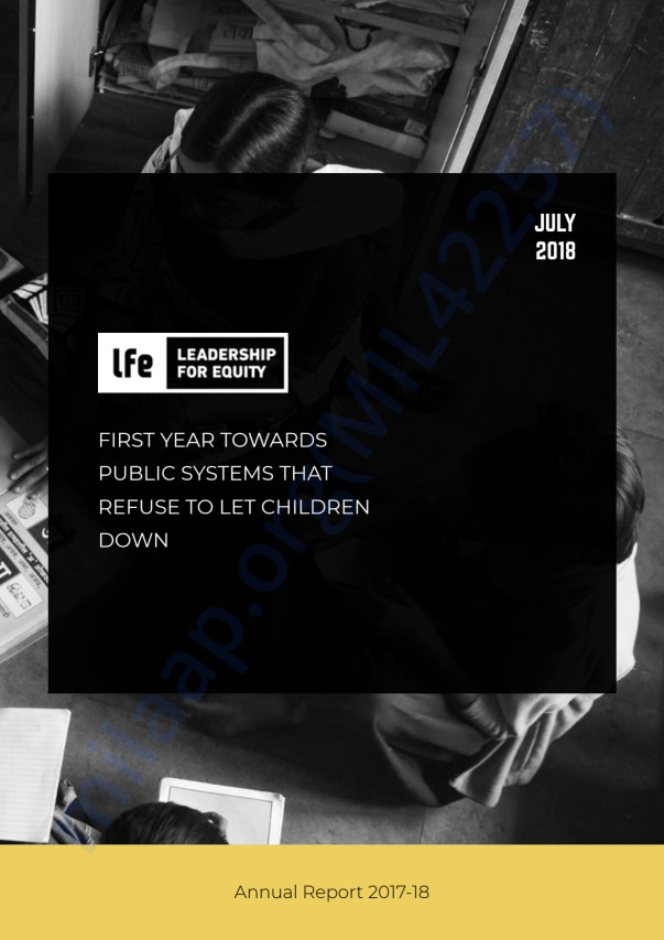 LFE Annual Report 2017-18