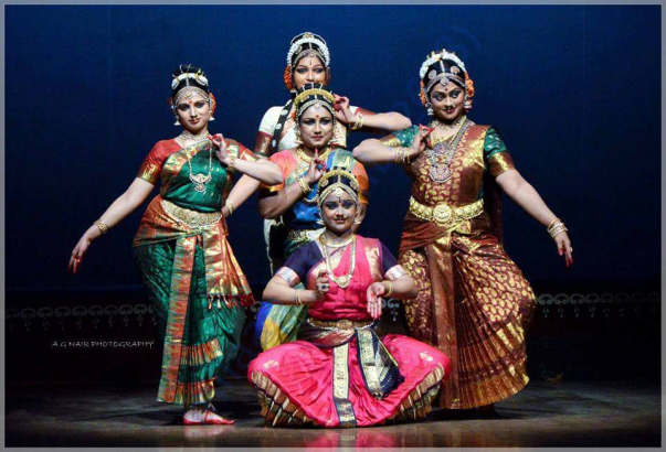 Pancha Nayikas Dance Feature
