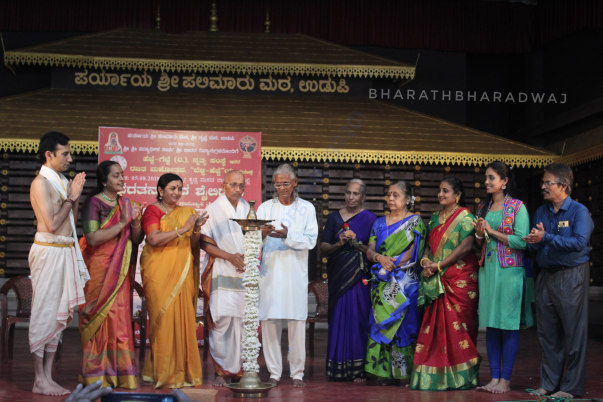 "A lecDem on ""Styles in Bharathanatyam"" by renowned Gurus on 05/08/18"
