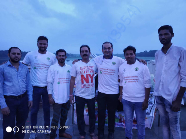 Nagpur volunteers