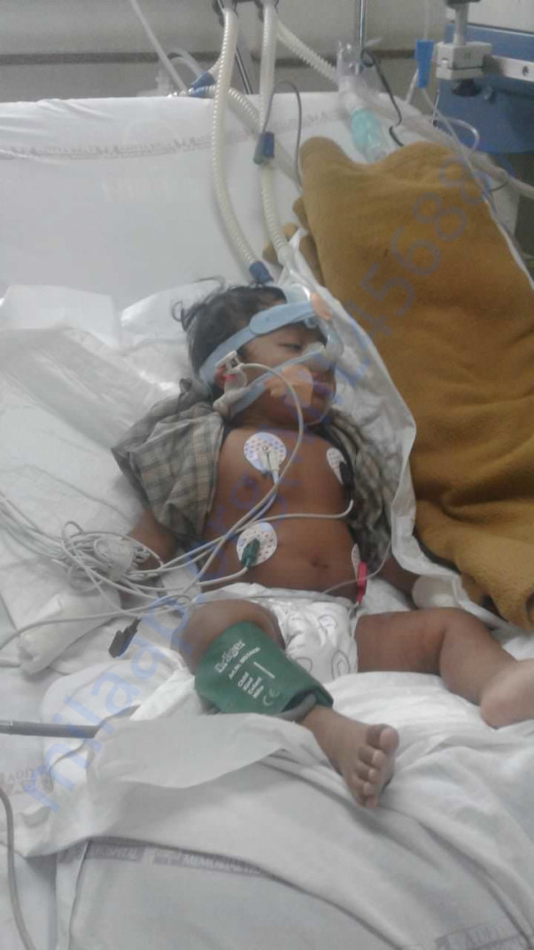 Samarth in ICU