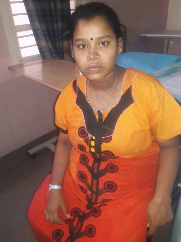 Neen mother photo from seeethapathy hospital general ward