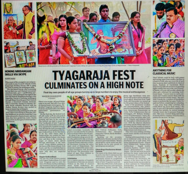 press coverage for last year event