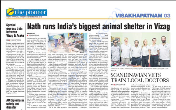About our Shelters
