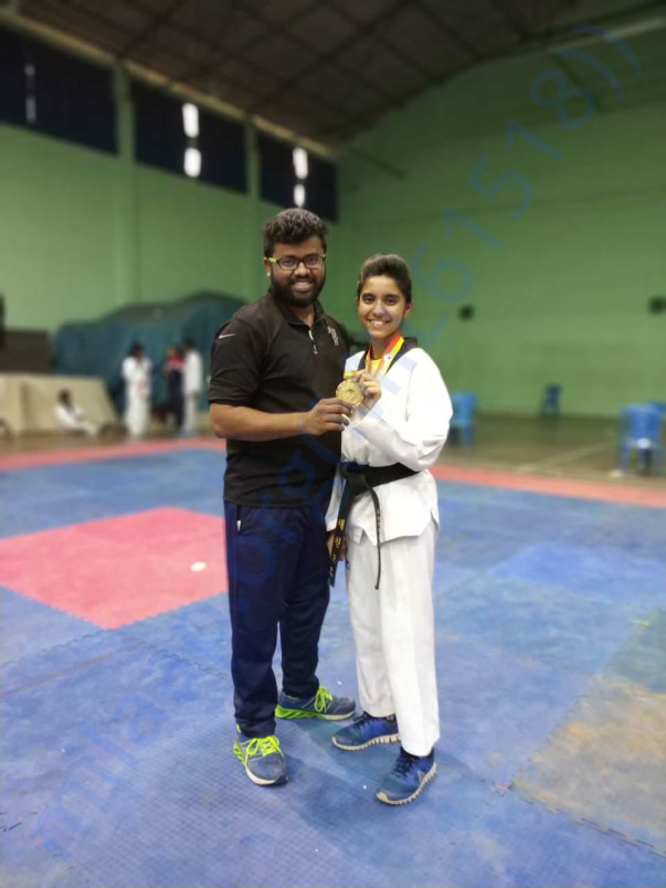 INTERNATIONAL GOLD MEDALIST, BHAGYASHREE PAWAR