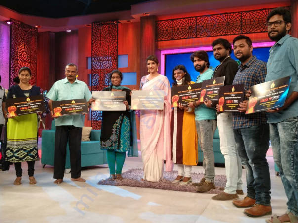 Surgical Camp Poster launch by Manchi Lakshmi garu from TFI