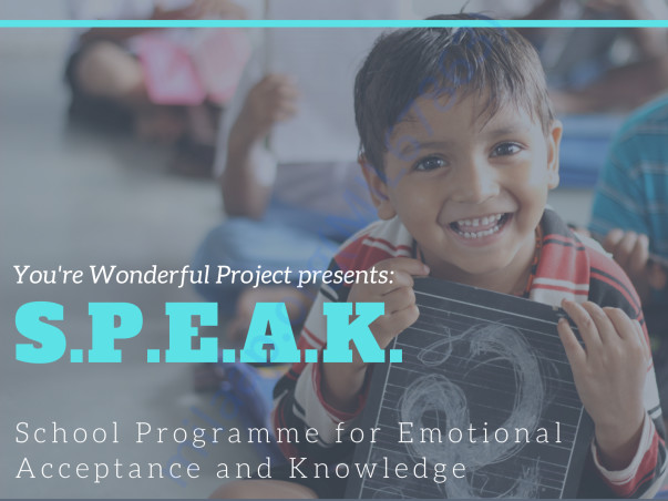 A brochure explaining in detail the vision and implementation of SPEAK