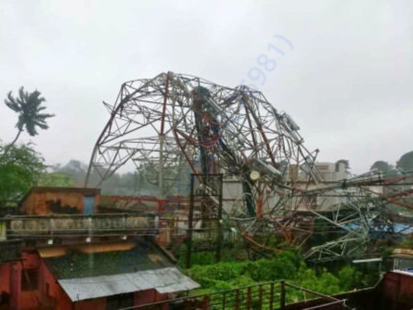 Relief victims for fani cyclone