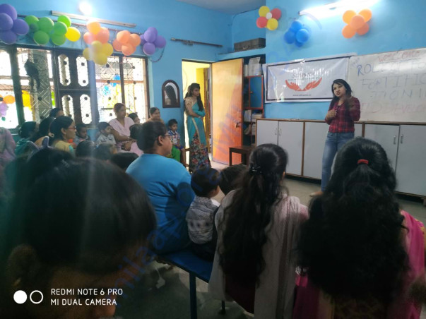 Counseling sessions to parents