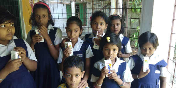 Lassi distribution