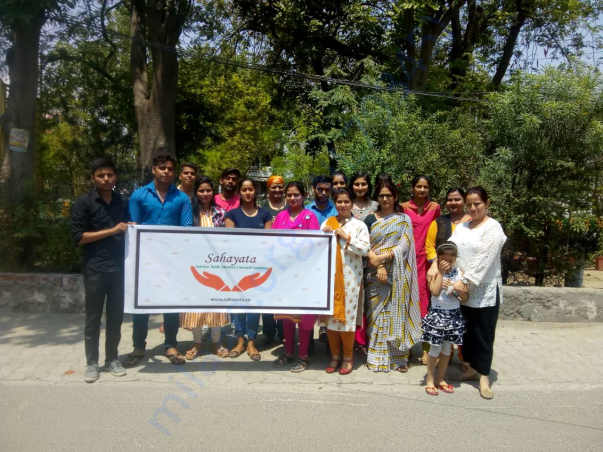 Awareness sessions on adolescent nutrition