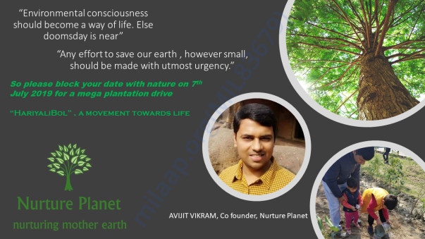 Nurture Planet Green Crusaders