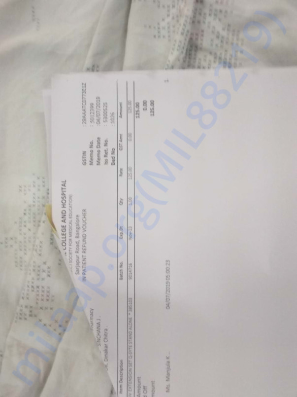 Medical bills and reports3