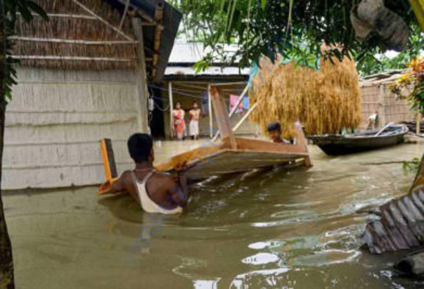 Help Flood Victims of Assam