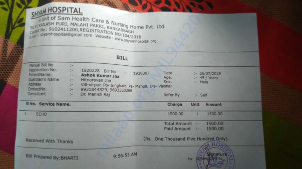 31202.63 total bills as off now