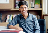 From Kanpur to USA: This small-town boy proved that dreams have no limits.