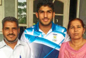 Help send Indian Olympian's parents to Rio this August