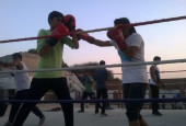Your Support Will Help This Boxing Academy Build a Roof For The Boxing Ring